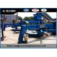 Multi Functional Culvert Making Machine For Drain Channel Line Production Manufactures