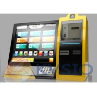 Internet WIFI Automated Financial Bill Payment Kiosk Multifunction Manufactures