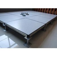 China FS800 HDG600 610 x 610 x 35mm Environmental Anti-Static Raised Access Floor on sale