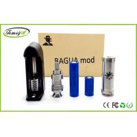 Mechanical Bugua Mod E Cigarette Starter Kits Ego Thread , replaceable Atomizer coil Manufactures
