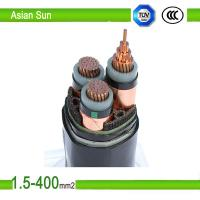 0.6/1KV XLPE Insulated PVC Sheath 3*2.5mm2 Electrical Power Cable Manufactures