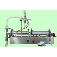 China Thin liquid piston filler on sale