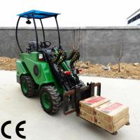 China Forklift DY620 multifunction mini telescopic forklift machine for sale on sale