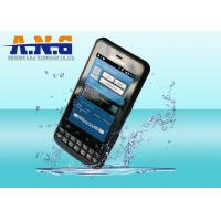 China IP65 NFC RFID reader high speed Quad core industrial Android handheld terminal on sale