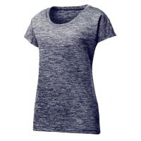 China Anti Static Womens Exercise Clothes , Workout T Shirts Anti Ultraviolet wholesale