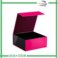 Gift&Craft Industrial Use and Gift Use Foldable Magnetic Paper Box Manufactures