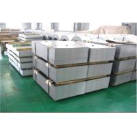 China Cold Rolled Steel Thickness , Galvanized Steel Sheet Thermal Resistance on sale