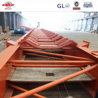 China Precise Structural Steel Fabrication Heavy Steel Fabrication For Conveyor Telescopic Boom on sale