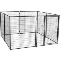 Eco Friendly Metal Dog Kennels For Small Dogs / Cats / Pigs / Rabbits