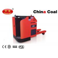 China Logistics Equipment Low Profile Heavy Duty Electric Pallet Truck wholesale