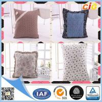 China High Percision Decoration Jacquard Fabric Bed Cover , Cushion Covers for Home & Hotels wholesale