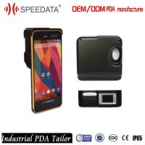 Wifi GPS Bluetooth 4G Android 5.1 UHF RFID Reader Rugged Handheld Mobile TCS1 Biometrics Fingerprint Scanner Manufactures