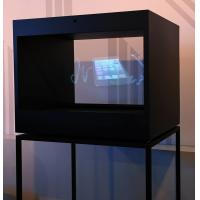 Buy cheap Full HD 3D Holographic Projector Hologram Dispaly Showcase Advertising Player from wholesalers