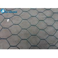 Galvanized and pvc coated bird animal cages hexagonal wire mesh / chicken wire mesh Manufactures