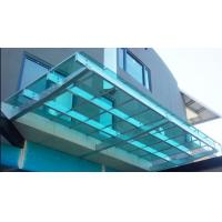 Shatterproof 6mm Decorative High Safety Laminated Glass Skylight Manufactures
