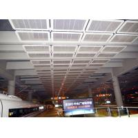 China Interior Galvanized Iron Wire Expanded Metal Mesh Ceiling, Powder Coating Suspended Metal Ceiling Tiles wholesale