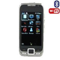 Cheap F009 Quad Band Phone with WIFI & TV Celular MP12 for sale