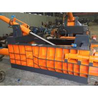 China Electronic Control Power 22kw Color Customized Scrap Baler Machine Y81F-125 on sale