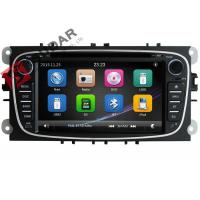 China Ford Focus C - MAX Galaxy 2 Din Car Dvd Player With 1080P Video Play Ipod on sale