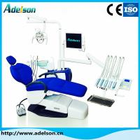 China comfortable muitifunction best dental unit chair LCD display control board ADS-8800 on sale