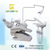 China Seamless 1.2mm PU Cushion Dental Chair Unit Price With CE Approval on sale