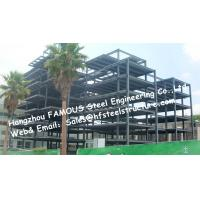 China NZ And USA Standard Chinese Structural Steel Contracting For Structural Building And Metal Buildings wholesale
