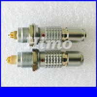 best supplier wholesale push pull self-locking 2 Pin LEMO 1B Rapid Plug Lemo broadcast connector Manufactures