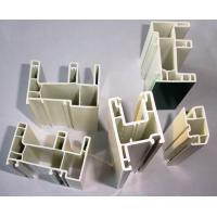 Quality personalized plastic flexible PVC Extrusion Profiles for construction industry for sale