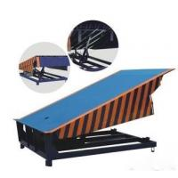 China Custom Stationary Hydraulic Dock Leveler , Warehouse Dock Ramps DCQ8-0.7 on sale