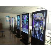 "55"" 65 Inch commercial Digital Signage Display open source high brightness Manufactures"
