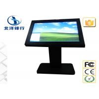 Fashionable Classical Network Interactive Touch Screen Kiosk Table Totem Manufactures