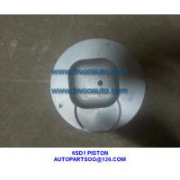ISUZU 6SD1 PISTON 6BD1 6BG1 4HK1 6HK1 PISTON Manufactures