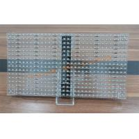 SMD 3528 P20 LED Display Glass Wall , Super thickness video LED glass display Manufactures