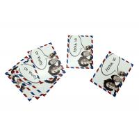 Colorful Postcard Printing Paper / Recycled Paper Postcards 0.23 MM - 0.8 MM Thickness Manufactures