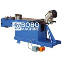 Elbow Making Machine; Round Air Duct Gorelocker Manufactures