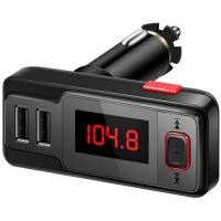 China Wireless Bluetooth Car Kit FM Transmitter MP3 USB LCD Handsfree For Mobile Phone on sale