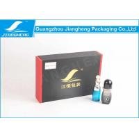 Magnetic Closure Black Soft Paper Boxes for Perfume Packaging Gift Set Manufactures