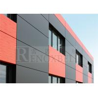 China Special Design Contemporary Aluminium Wall Panels For Facade on sale
