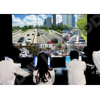 Large scale display control room video wall 800cd/㎡ Luminance 16.7M Display Colors DDW-LW4701 Manufactures