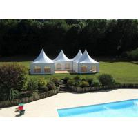 German High Peak Party Canopy Tent , 5x5M Small Tents For Outside Events