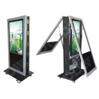 50 inch interactive PC touch screen kiosk display all in one 500cd / m2 DDW-AD5001SNT Manufactures
