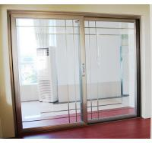 China Aluminum Sliding Doors - 76 Series Sliding Door - Practical series Aluminum Sliding Door on sale