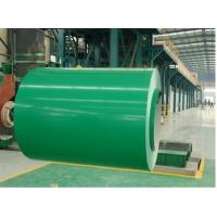China Cold Rolled Prepainted Galvalume Steel Coil PPGL stee coils  For Roofing / Sandwich Panel on sale