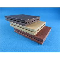 Anti UV Durable Wrapped WPC Wood Plastic Composite Decking / Flooring Manufactures