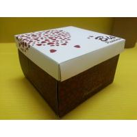 Cake Square Paper Gift Boxe Food Packaging Recyclable for Bakery Manufactures