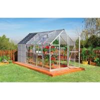 China top-rated color design green house/garden greenhouse/green powder coated greenhouse/hobby greenhouse/backyard greenhouse on sale