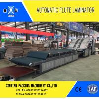 Buy cheap High Precision Automatic Lamination Machine 12kw For Paperboard , CE ISO Standard from wholesalers