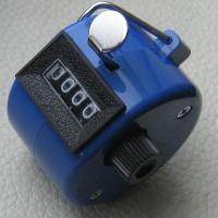 blue romotional gift macca CE certification hand digital finger tally counter Manufactures