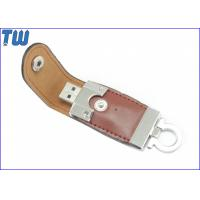Buy cheap Little Leather Bag 2GB Pendrives Disk Storage 3D Debossed Logo from wholesalers