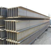 China Hot Rolled Steel Profile H Beams Stainless Steel U Channel Structural Steel H Beam on sale